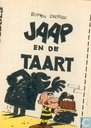 Comic Books - Jaap - Jaap en de taart