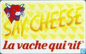 La vache qui rit, say cheese
