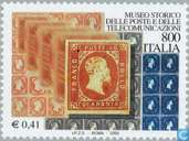 Postage Stamps - Italy [ITA] - Museum of Post and Telecommunications