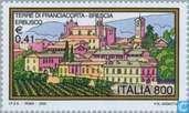 Briefmarken - Italien [ITA] - Tourismus