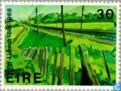 Postage Stamps - Ireland - Contemporary Art
