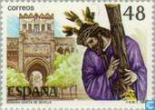 Postage Stamps - Spain [ESP] - festivals