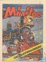 Bandes dessinées - Minitoe  (tijdschrift) - 1986 nummer  52