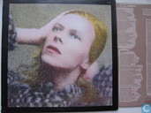 Disques vinyl et CD - Jones, David - Hunky dory