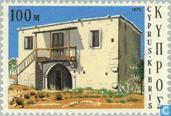 Timbres-poste - Chypre [CYP] - Architecture