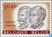 Timbres-poste - Belgique [BEL] - Personnalités Belges