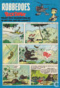 Comic Books - Robbedoes (magazine) - Robbedoes 861