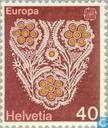 Postage Stamps - Switzerland [CHE] - Europe – Handicrafts