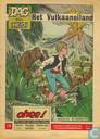 Comic Books - Dag en Heidi - Het vulkaaneiland
