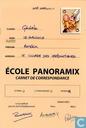 École Panoramix - Carnet de correspondance