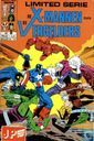 Comic Books - Avengers, The [Marvel] - De X-Mannen tegen de Vergelders