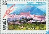 Postzegels - Spanje [ESP] - Manorca - UNESCO reservaat