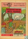Strips - Andre en Christine - Geschiedenis van het witte paardje