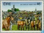Briefmarken - Irland - Feste