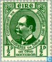 Briefmarken - Irland - Gealische Liga 50 Jahre