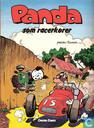 Strips - Panda - Panda som racerkører