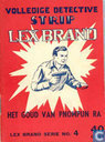 Comics - Lex Brand - Het goud van Pnompun Ra