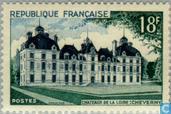 Postage Stamps - France [FRA] - Chateaux de la Loire: Cheverny