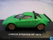 Model cars - Edison Giocattoli (EG) - Lancia Stratos HF
