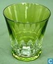 Glass / crystal - Val Saint Lambert - Borrelglas Val Saint Lambert