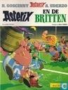 Bandes dessinées - Astérix - Asterix en de Britten