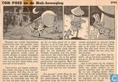 Bandes dessinées - Tom Pouce - Tom Poes en de Mob-beweging