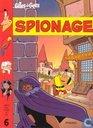 Strips - Gilles de Geus - Spionage
