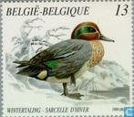 Briefmarken - Belgien [BEL] - Enten