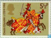 Postage Stamps - Great Britain [GBR] - Knights