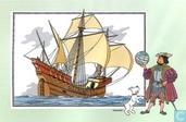 """Comic Books - Kuifjesbon producten - Chromo's """"Zeevaart I"""" 24"""
