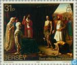 Timbres-poste - Jersey - Oules