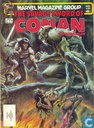 Comic Books - Conan - The Savage Sword of Conan the Barbarian 86