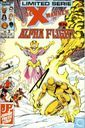 Strips - Alpha Flight - De X-Mannen en Alpha Flight