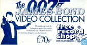 The 007 James Bond Video Collection