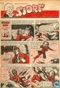 Strips - Sjors van de Rebellenclub (tijdschrift) - 1958 nummer  22