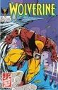 Strips - Wolverine - Rumoer in het riool