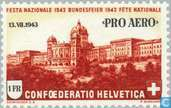 Postage Stamps - Switzerland [CHE] - Pro Aero