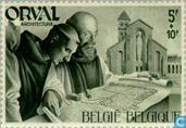 Postage Stamps - Belgium [BEL] - Fourth Orval