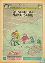 Strips - Ohee (tijdschrift) - De schat van Nana Sahib
