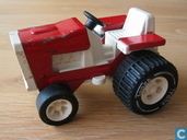 Model cars - Tonka - Tonka red tractor