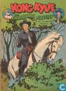 Comic Books - Kong Kylie (tijdschrift) (Deens) - 1952 nummer 35
