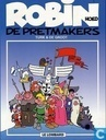 Comic Books - Robin Hoed - De pretmakers