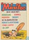 Strips - Minitoe  (tijdschrift) - 1987 nummer  8