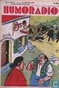 Bandes dessinées - Humoradio (tijdschrift) - Nummer  8