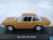 Modelauto's  - Norev - Glas V8 2600