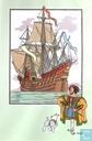 """Comic Books - Kuifjesbon producten - Chromo's """"Zeevaart I"""" 28"""