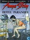 Bandes dessinées - Anna Stein - Hotel Paranoia