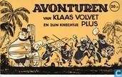 Strips - Klaas Volvet en zijn knechtje Plus - Klaas Volvet en zijn knechtje Plus