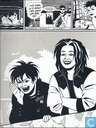 Strips - Love and Rockets - Locas