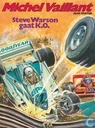 Steve Warson gaat K.O.
